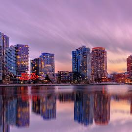 NY by Rahul Phutane - City,  Street & Park  Skylines ( skyline, new york )