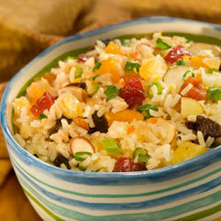 Ginger-laced Italian Rice Salad