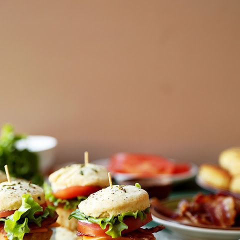 Baked Idaho Potato Sliders