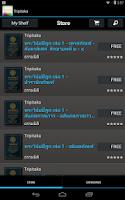 Screenshot of Tripitakka - พระไตรปิฎก