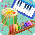 Kids Music Instruments Sounds APK for Blackberry