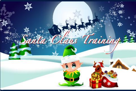 Santa's Training