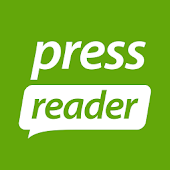 App PressReader (preinstalled) APK for Kindle