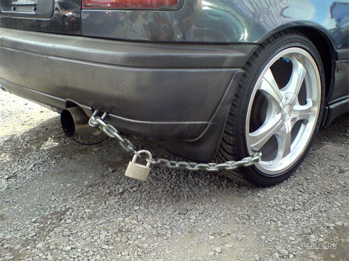 Anti Car Theft: Unique ways to protect your Car