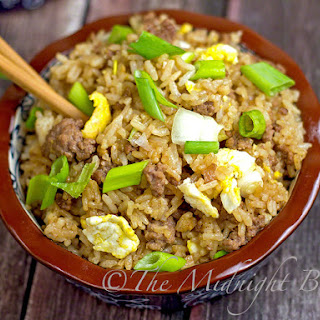 Take-Out Beef Fried Rice