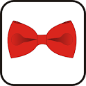 Bow Tie Red doo-dad icon