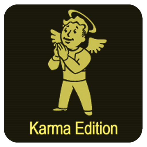 PipBoy 3000 Amber Karma Edt 個人化 LOGO-阿達玩APP