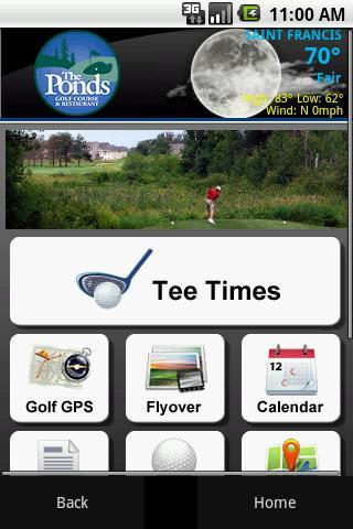 The Ponds Golf Course