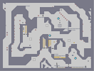 Thumbnail of the map 'Dedicated for all those who hate the back and forth Maps.'