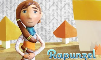 Screenshot of La historia de Rapunzel