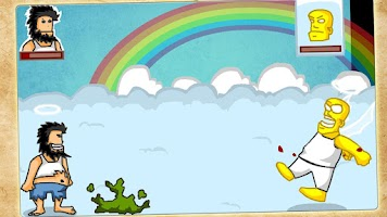 Screenshot of Hobo Heaven Fight 7