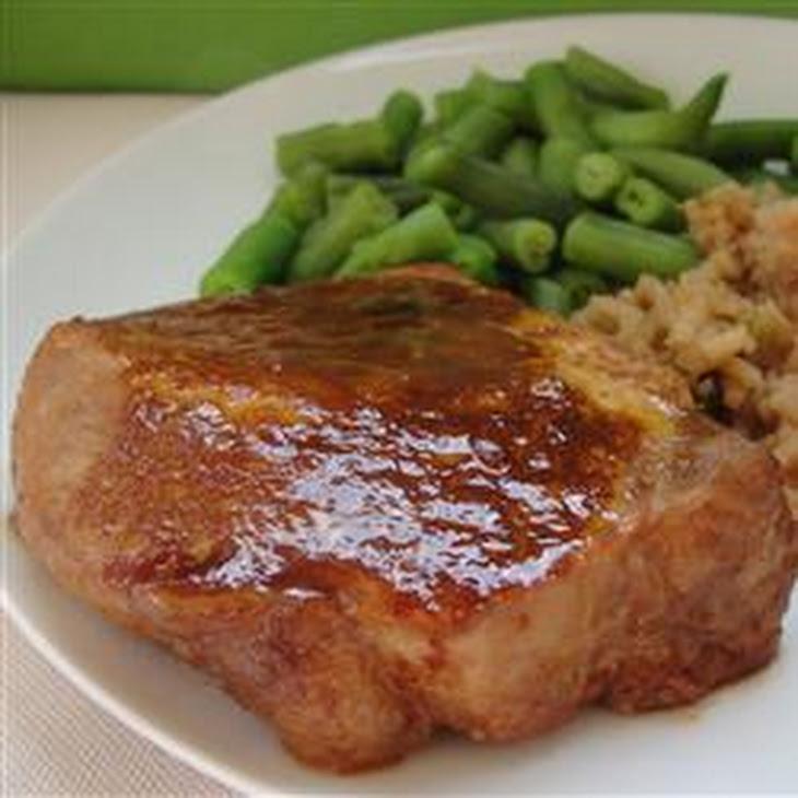 Marinated Baked Pork Chops Recipe | Yummly