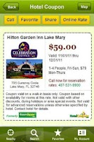 Screenshot of HotelCoupons.com