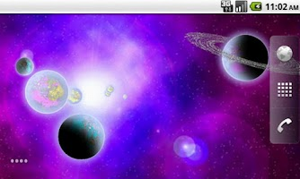 Screenshot of Fantastic PlanetScape LWP Free