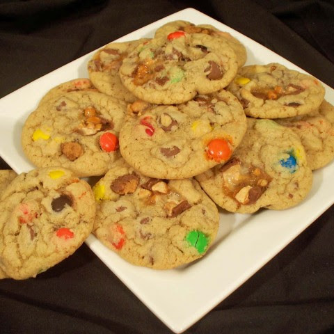Candy Filled Cookies