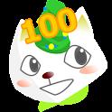 100 boxes training icon