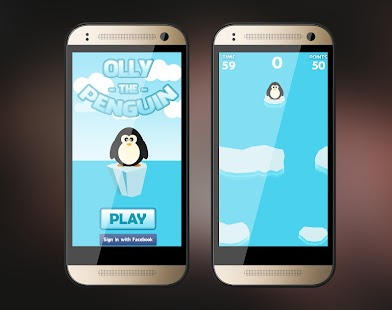 Olly The Penguin - screenshot