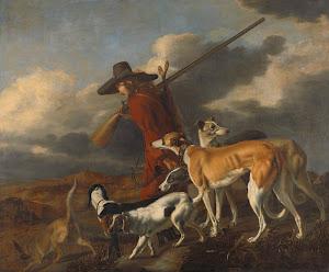 RIJKS: Adriaen Cornelisz Beeldemaker: painting 1653