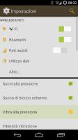 Screenshot of ChocoUI (XDA colors)