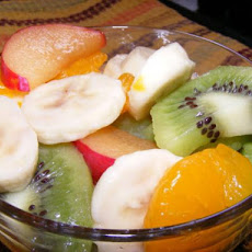 Simple Fresh Fruit Salad