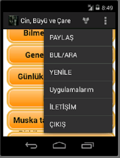 Cin- Büyü ve Çaresi - screenshot