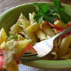 Mima's Crab and Pasta Salad