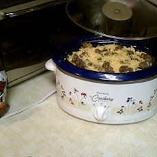 Breakfast Casserole in Crock Pot