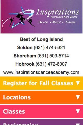 Inspirations Performing Arts