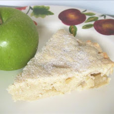 Apple Cream Scones