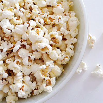 Perfect Homemade Popcorn