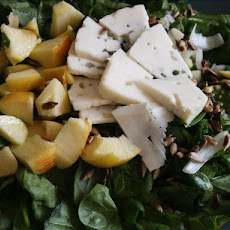 Spinach & Roquefort Salad