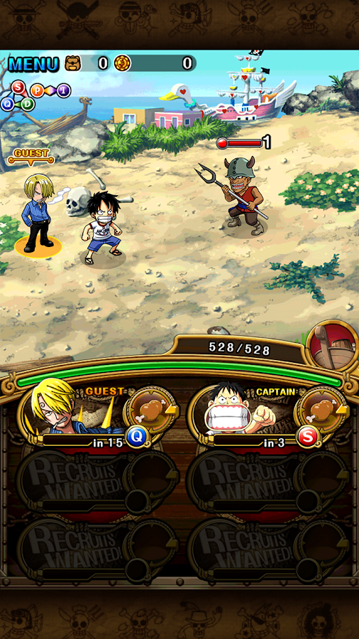 ONE PIECE TREASURE CRUISE Screenshot 11