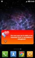 Screenshot of Frasi D'Amore