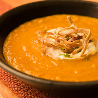 Southwestern Sweet Potato Soup Recipes
