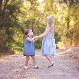 Sisters by Hillary Blair - Babies & Children Children Candids ( sisters, candid )