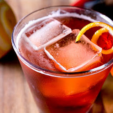 Whiskey Negroni Recipe