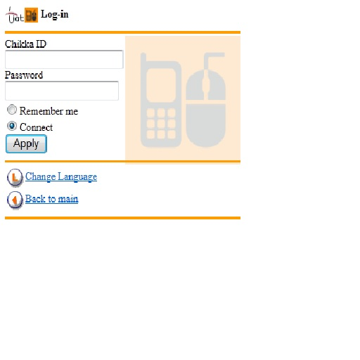 Chikka messenger LOGO-APP點子