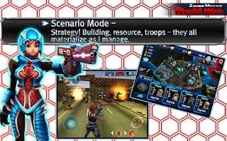 Screenshot of Zombie Master World War