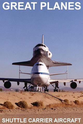 SCA - Shuttle Carrier Aircraft