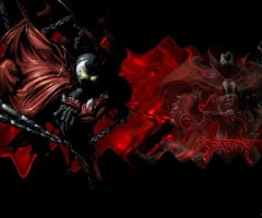 Screenshot of SPAWN THEME