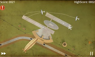 Screenshot of Air Control