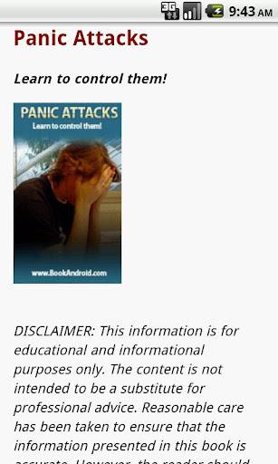 玩書籍App|Panic Attacks免費|APP試玩