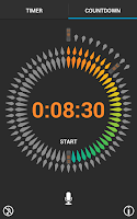 Screenshot of Digital Timer