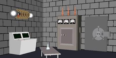 Screenshot of EscapeGame N34 - Scientist Lab