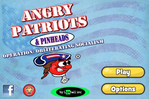 Angry Patriots and Pinheads