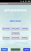 Screenshot of Attunement Music Therapy
