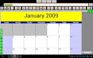 Screenshot of e-Droid-Cell TRIAL (No Save)