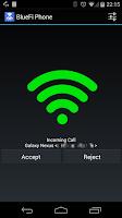 Screenshot of BlueFi Phone Full