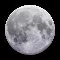 Moon 3D Glow icon