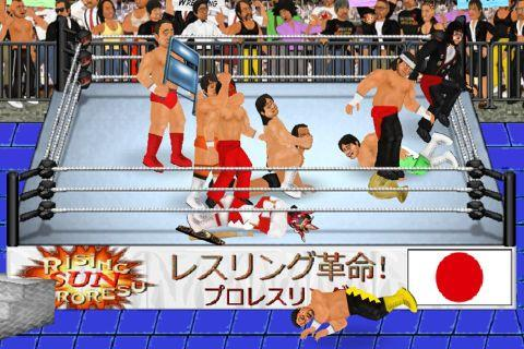 Wrestling Revolution Screenshot 6